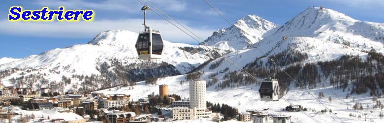 トリノスキーツアー・セストリエーレ|イタリアで滑る